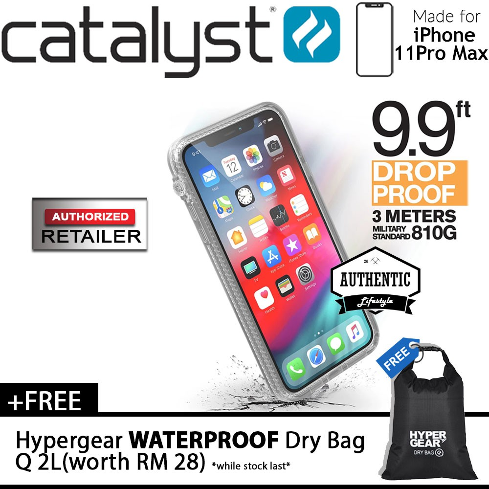 81% off on Catalyst Waterproof Cover For iPhone 6 /6S / 7/ 8 Plus
