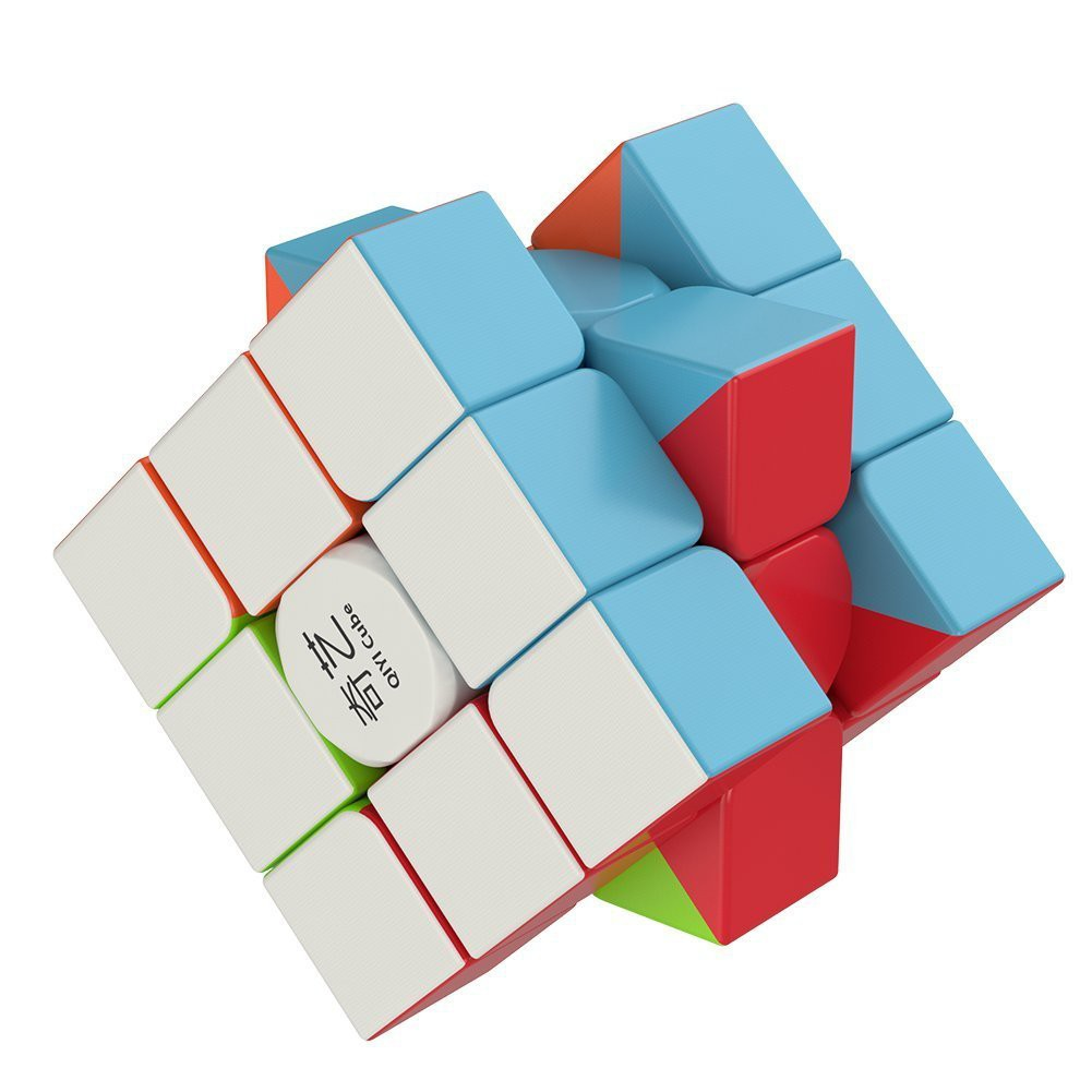 The Amazing Smart Cube [IQ Tester] 3x3 Magic Speed Cube