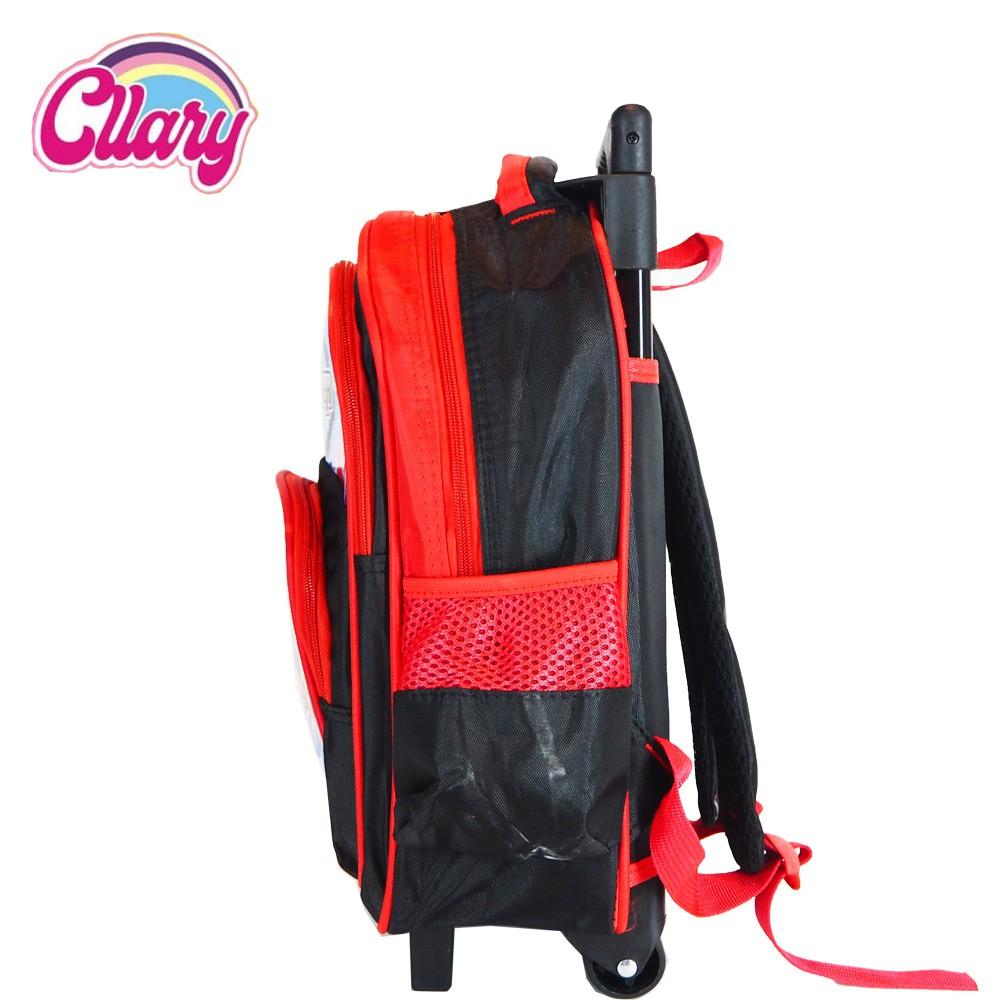 Primary School Trolley Backpack Bag/ Beg Tadika Tarik for Gril Boy