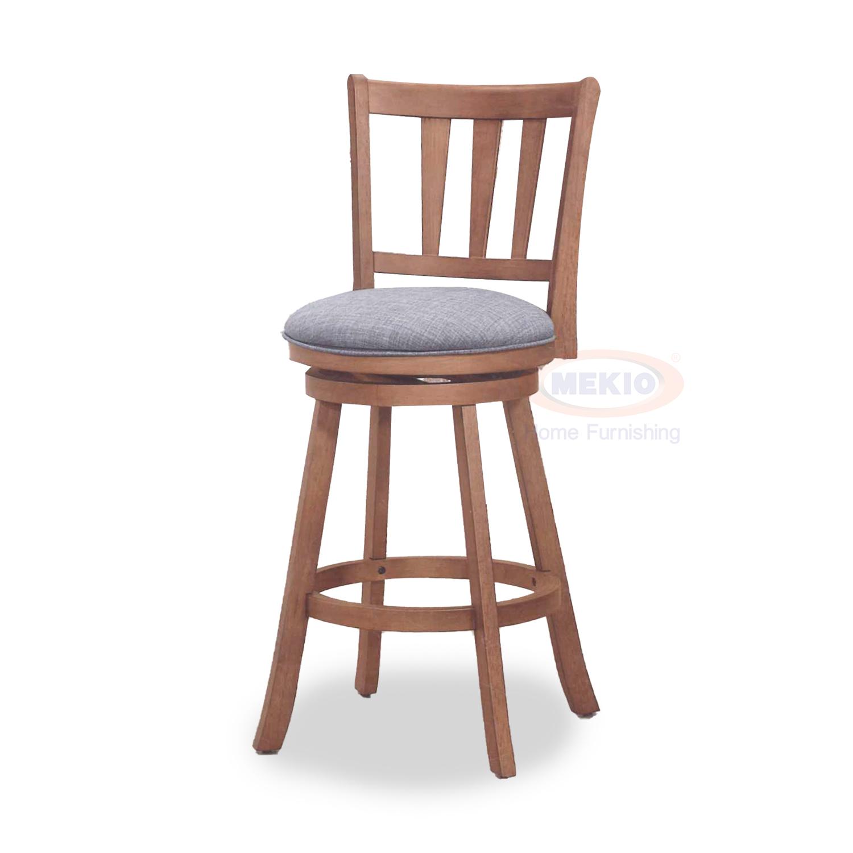 Island Chair 01-14 Grey/Walnut