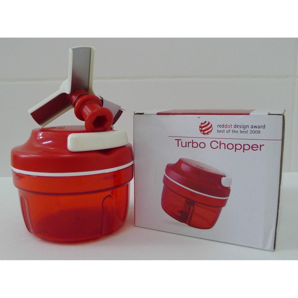 Tupperware Turbo Chopper-Ready Stock