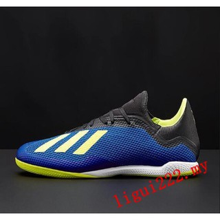 reputable site ce74d 58a38 Adidas X Tango 18.3 IC Flat - Bottomed Indoor Soccer Shoes
