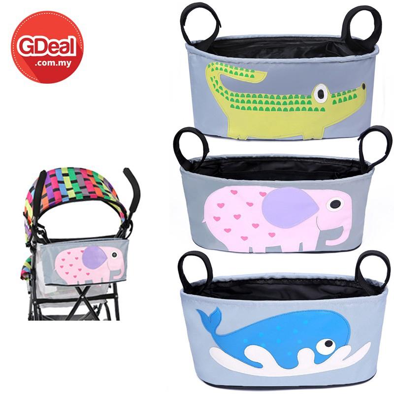 Baby Storage Bag Cartoon Hanging Diaper