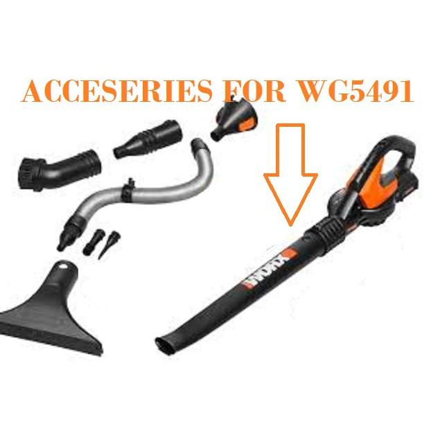 WORX WA4091 BLOWER ACCESSORIES FOR WG549.1 WG549