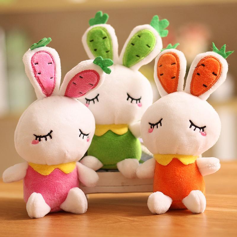 New 50cm Plush Cute Bunny Stuffed Rabbit Cony Animal Soft Toy Baby Gift 6 Colors