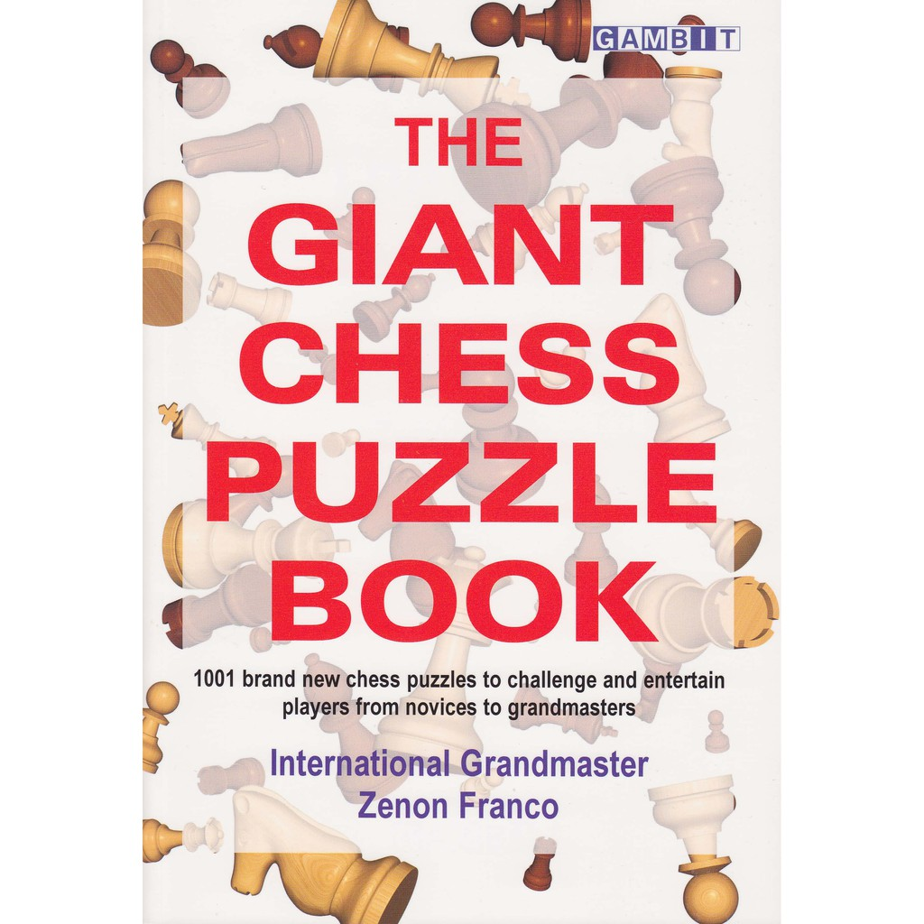 The Giant Chess Puzzle Book (ebook)
