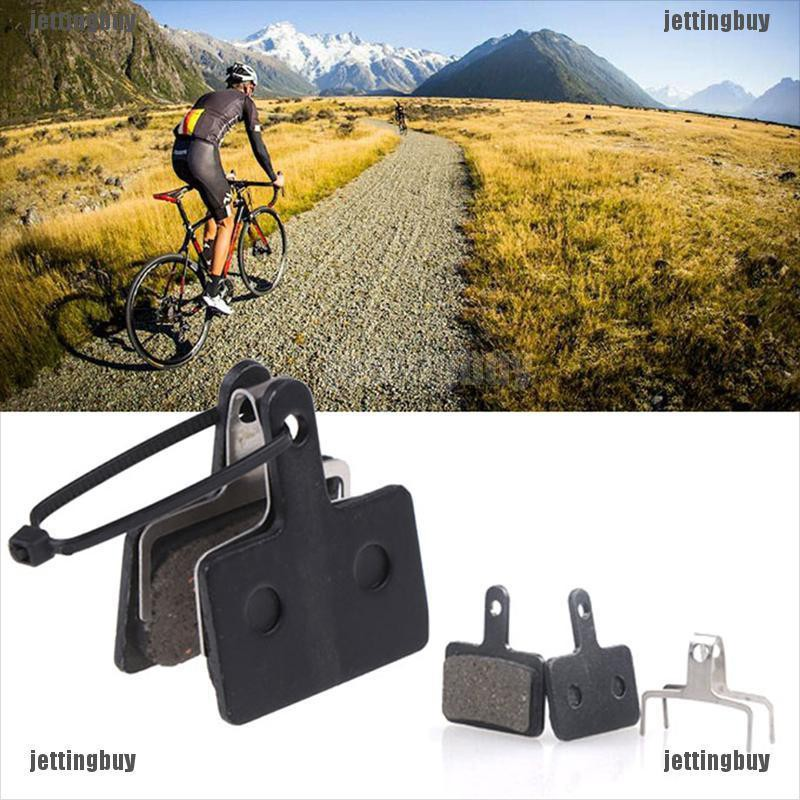 1 Pair Bike Bicycle Disc Brake Resin Pads for Mountain MTB Road Bike Cycling