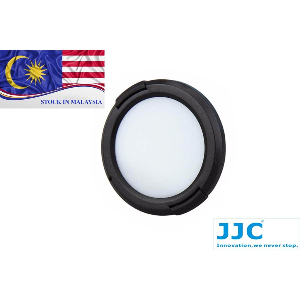 JJC White Balance Cap For 58mm Lens Camera (Ready Stock In Malaysia)