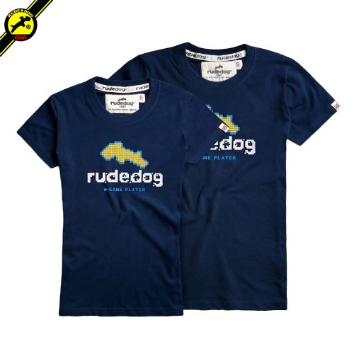 rudedog T-shirt เสื้อยืด รุ่น Game Player