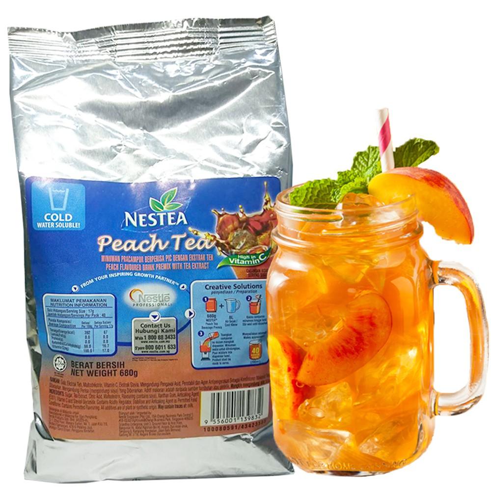 Nestea Iced Lemon Tea Mix Shopee Malaysia