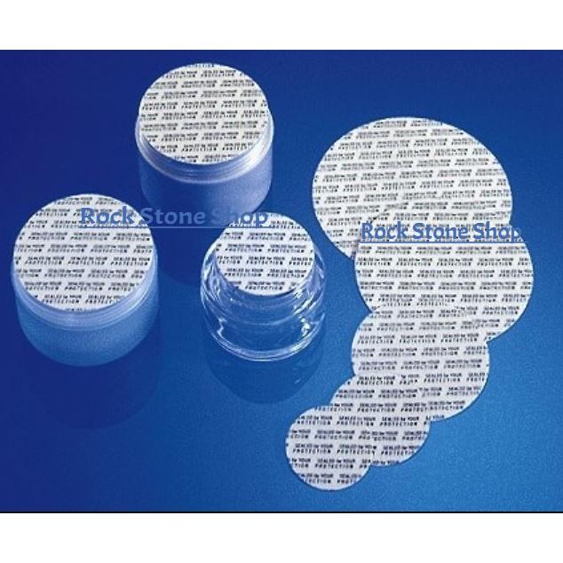Pressure Sensitive Polystyrene Foam Pressure Seal Liners Protective Seal for Glass Jars Plastic Bottles | 压力密封