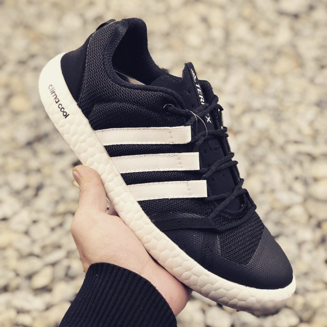 Unisex Originals Adidas Clima Cool Boost Low Top Board Shoes Breathable Sneakers
