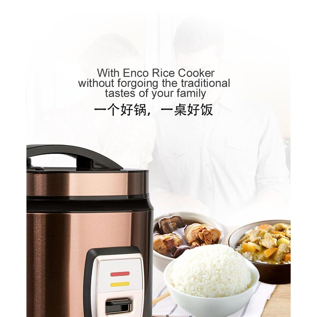 Buffalo 1.8L Enco Rice Cooker