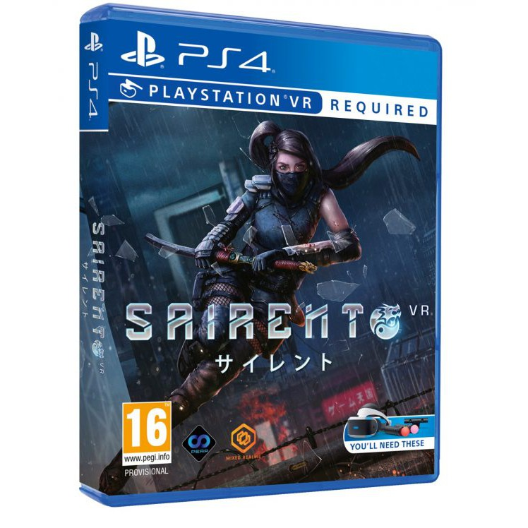 PS4 SAIRENTO VR (R3/ENG)