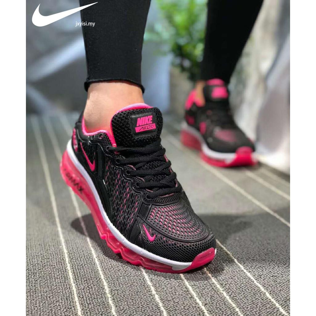 9253d70c0e Kasut Nike Air Max 270 shoes woman pink sport Basketball GYM shoes ...