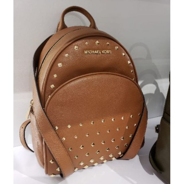 f34b39e004a8 Michael Kors Riley Large Backpack Stud Drawstring | Shopee Malaysia