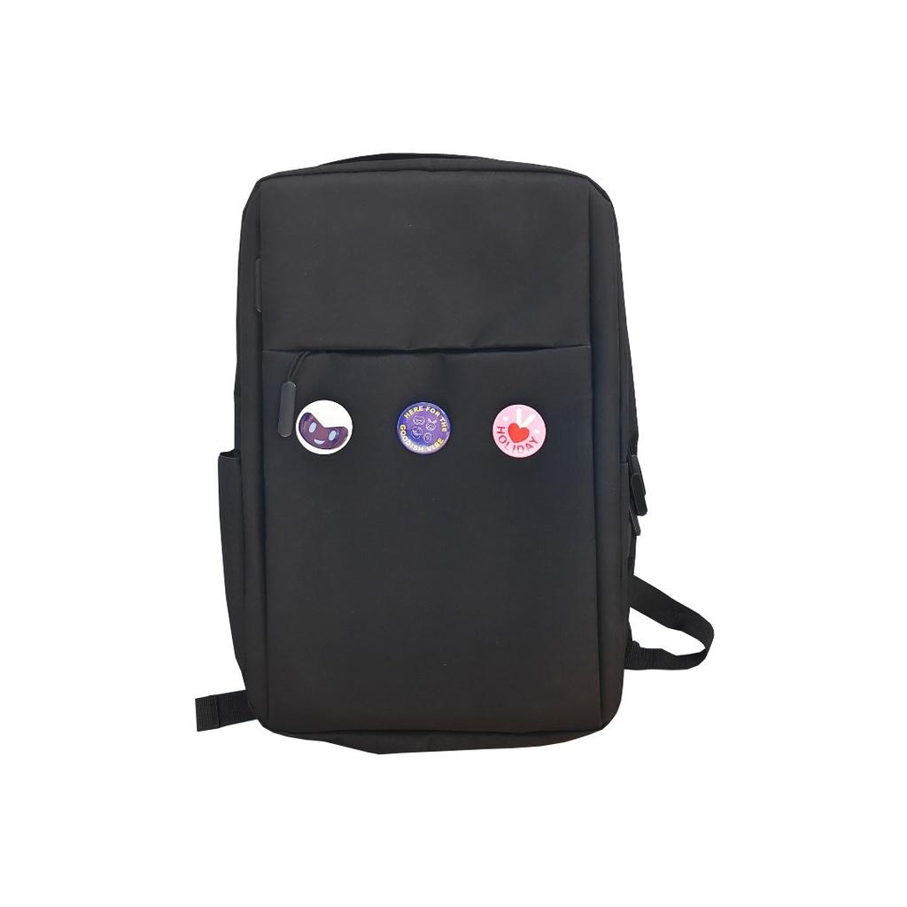 [NOT FOR SALE] - Black Backpack