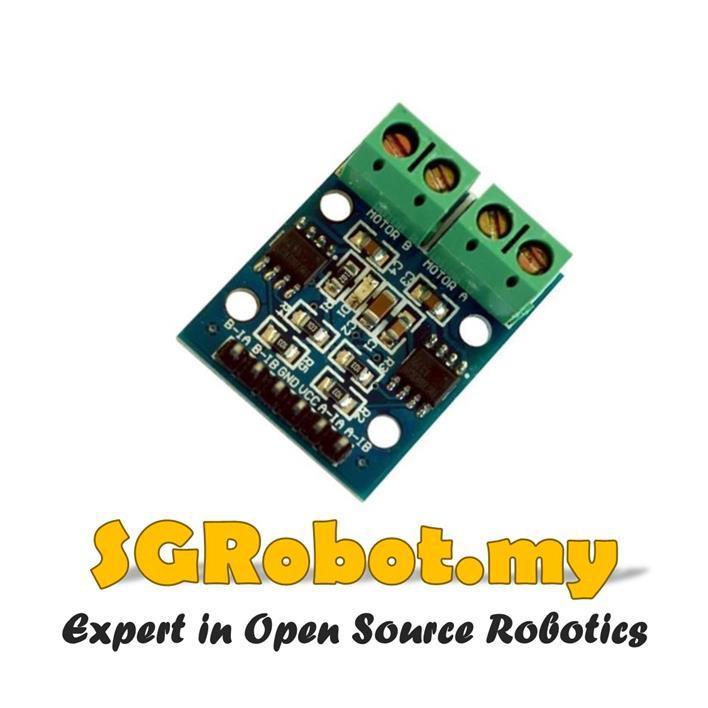 Arduino L9110S 0 8A Dual Mini DC Motor Driver Controller Module