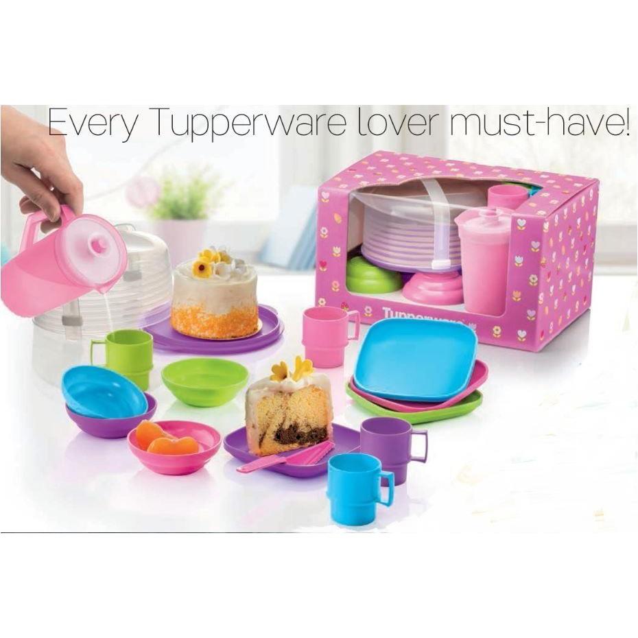 Tupperware Mini Masak Set