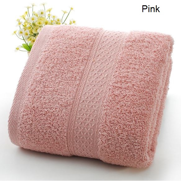 High Quality Cotton Bath Towel 350gsm (66*132cm)