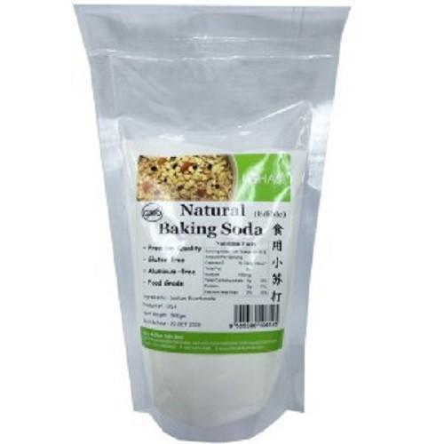 LOHAS Natural Baking Soda (Edible) 500gm