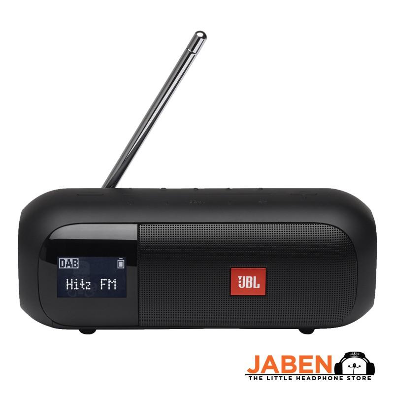 JBL Tuner 2 FM Bluetooth DAB DAB+ 12 Hours Battery Life IPX7 Waterproof Portable Radio Speaker [Jaben]