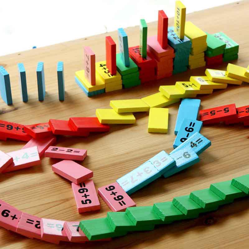 Saizhi Montessori Educational Toy Wooden Math Toys For ...
