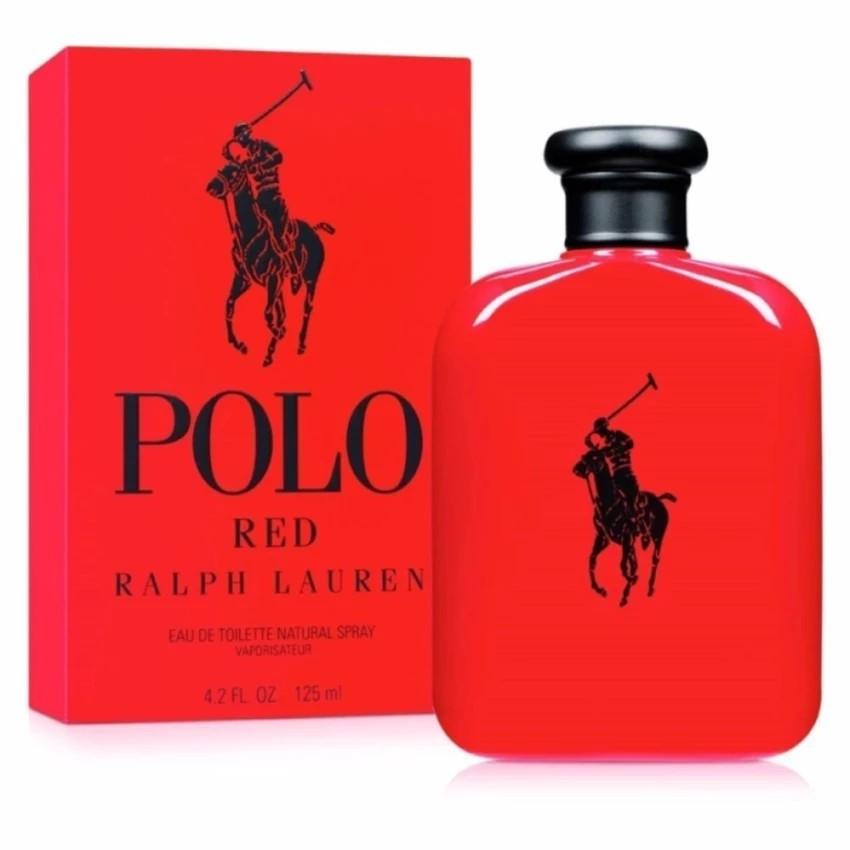 5542f9ecbc ORIGINAL Ralph Lauren Polo Red EDT 125ML Gift Set Perfume