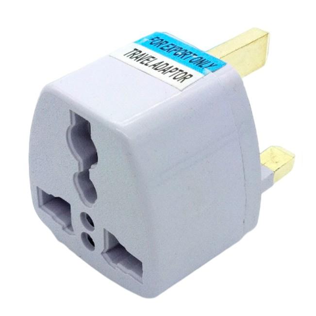 Universal Travel Multi Adaptor Adapter Plug Socket (3 Pin )