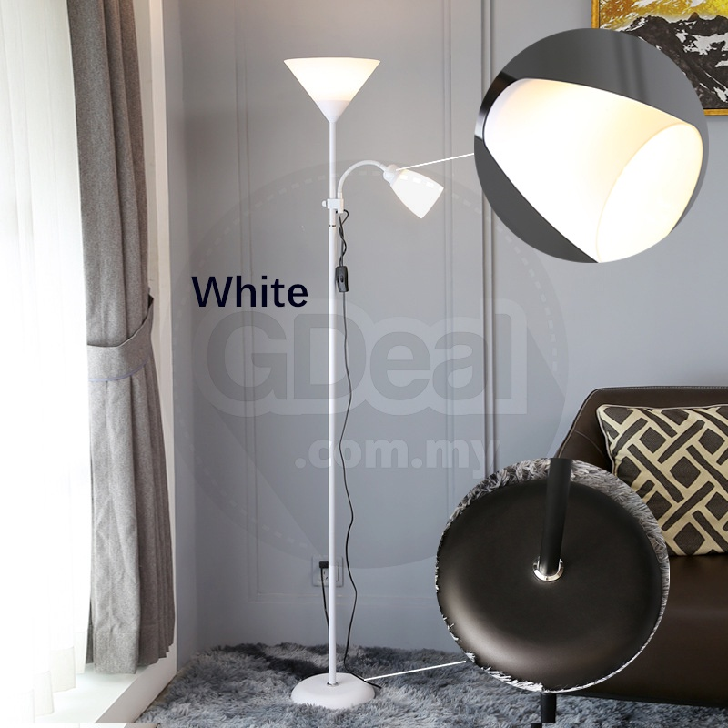 GDeal House Living Room Modern Standing Lamp Fashion Vintage Style Bedroom Study Room Lamp