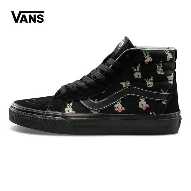 77a302cca8a3ee Vans x Marvel SK8-Hi Captain Marvel Avenger Women Sneakers