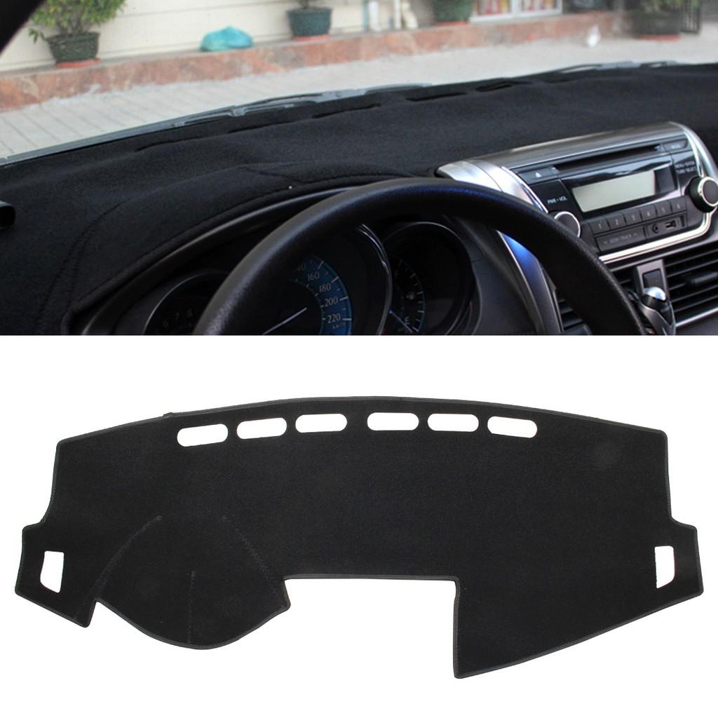 For BMW Z4 2009-2013 Black Dashmat Dashboard Mat Dash Cover Sun Visor Pad