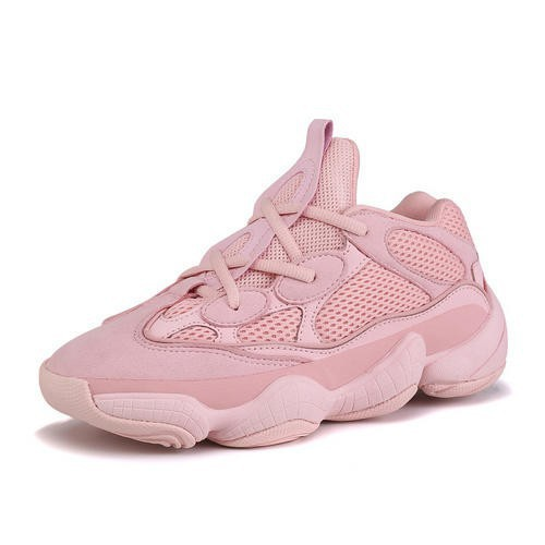 info for af1a2 56a56 [READY STOCK]100%original Adidas Yeezy 500 Desert Rat Blush running shoes  unisex