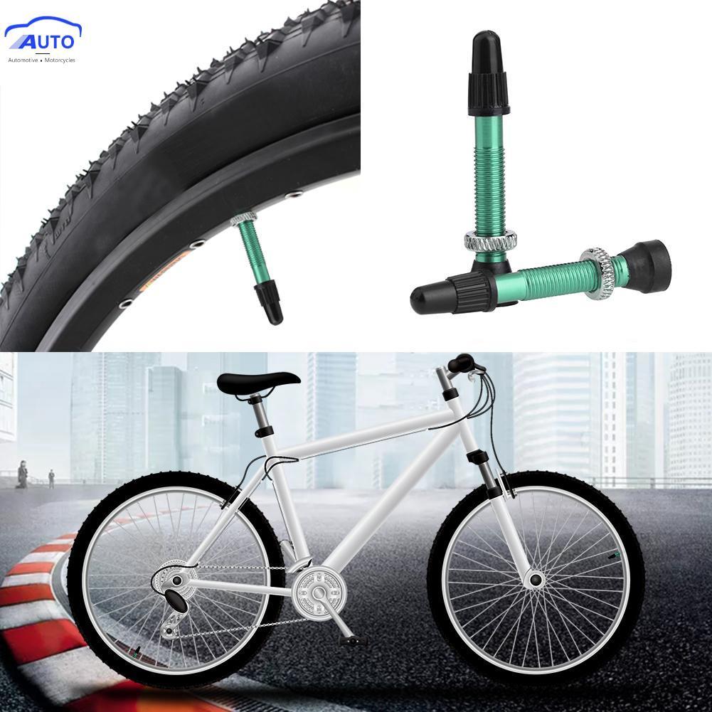 Alloy Tyre Accessories MTB Road Bike Tubeless Presta Valve Stems Extender Tool