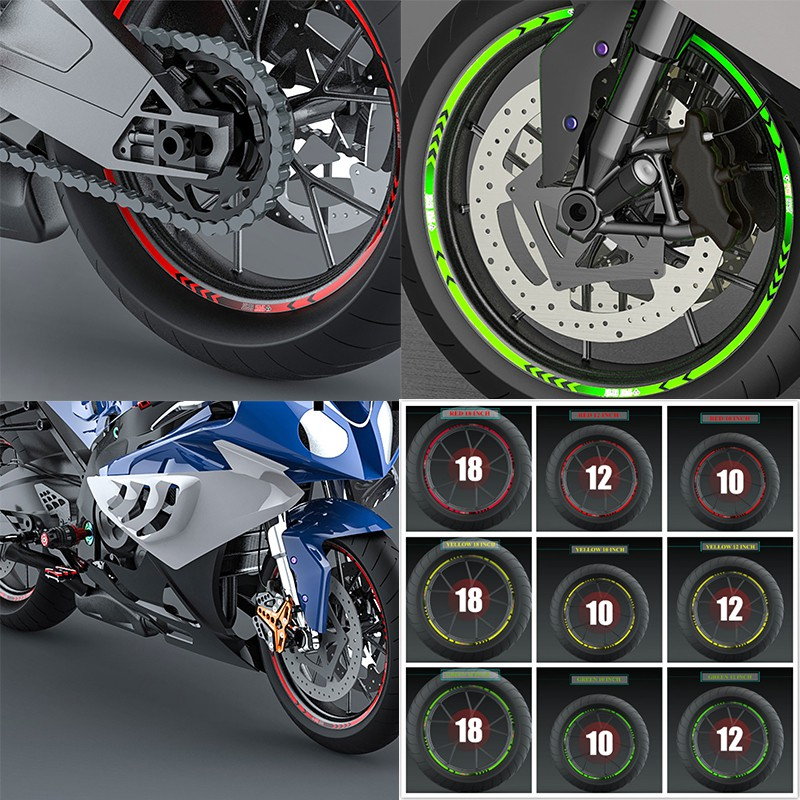 2.50-18 Striped ICT Tyre for Suitable Motorbikes