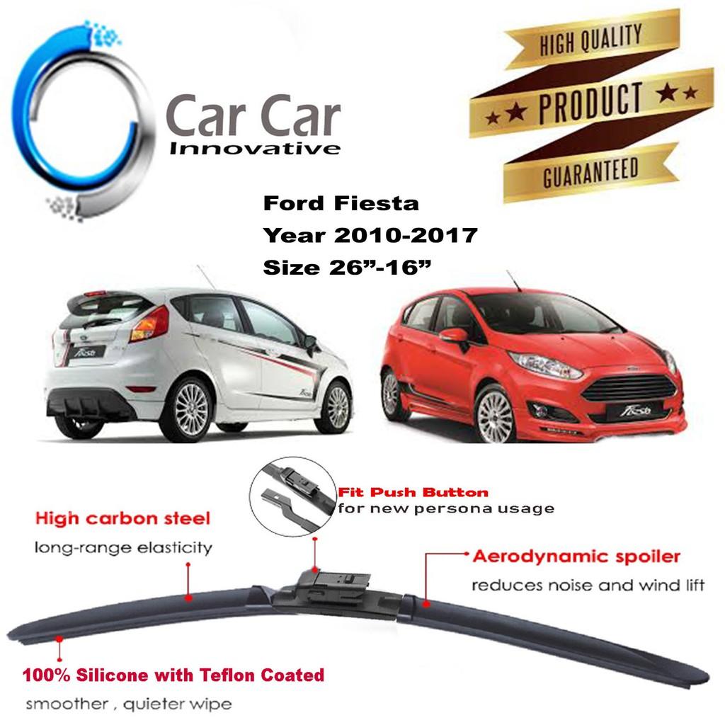 Fits Ford Fiesta MK8 Hatchback Genuine Bosch Aerotwin Rear Wiper Blade