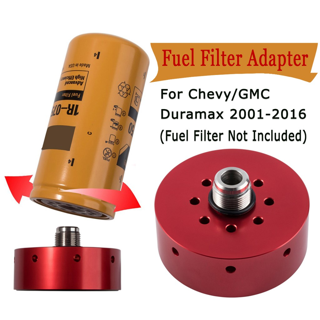 66l Duramax Cat Fuel Filter Adapter For Chevy Gmc Lb7 Lly Lbz Lmm Lml 2001 2016 Sunl Atv 10pcs Gas Moped Scooter Go Kart Dirt Bike Shopee Malaysia