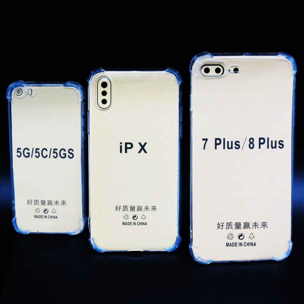 Apple Iphone 5 5s Se Cartoon Case Free Tempered Glass Shopee Spigen Robot 5g Malaysia