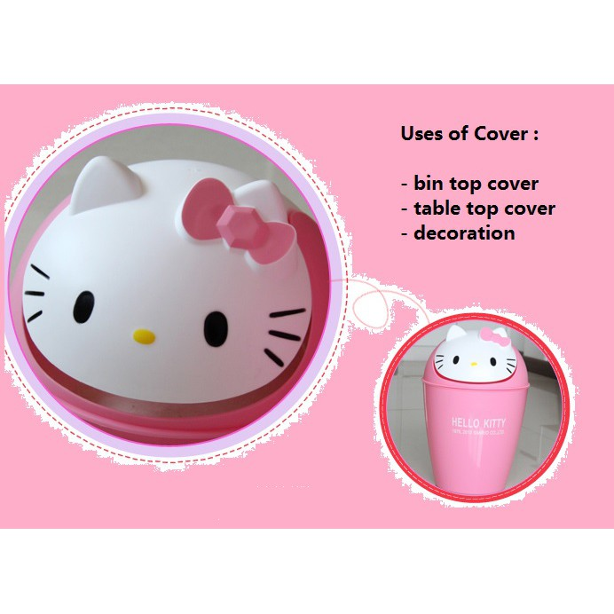 Hello Kitty Top Cover/ Rolling Cover