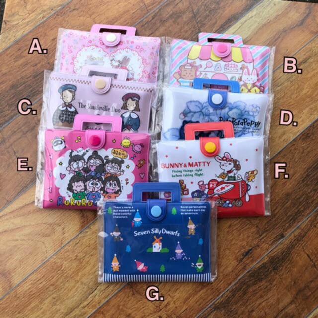 Sanrio Vintage Characters Letter