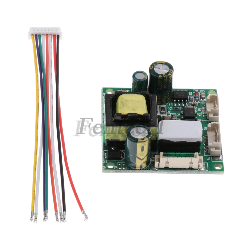 48V to 12V POE Module Power Supply Adapter PCB Board for IP Camera