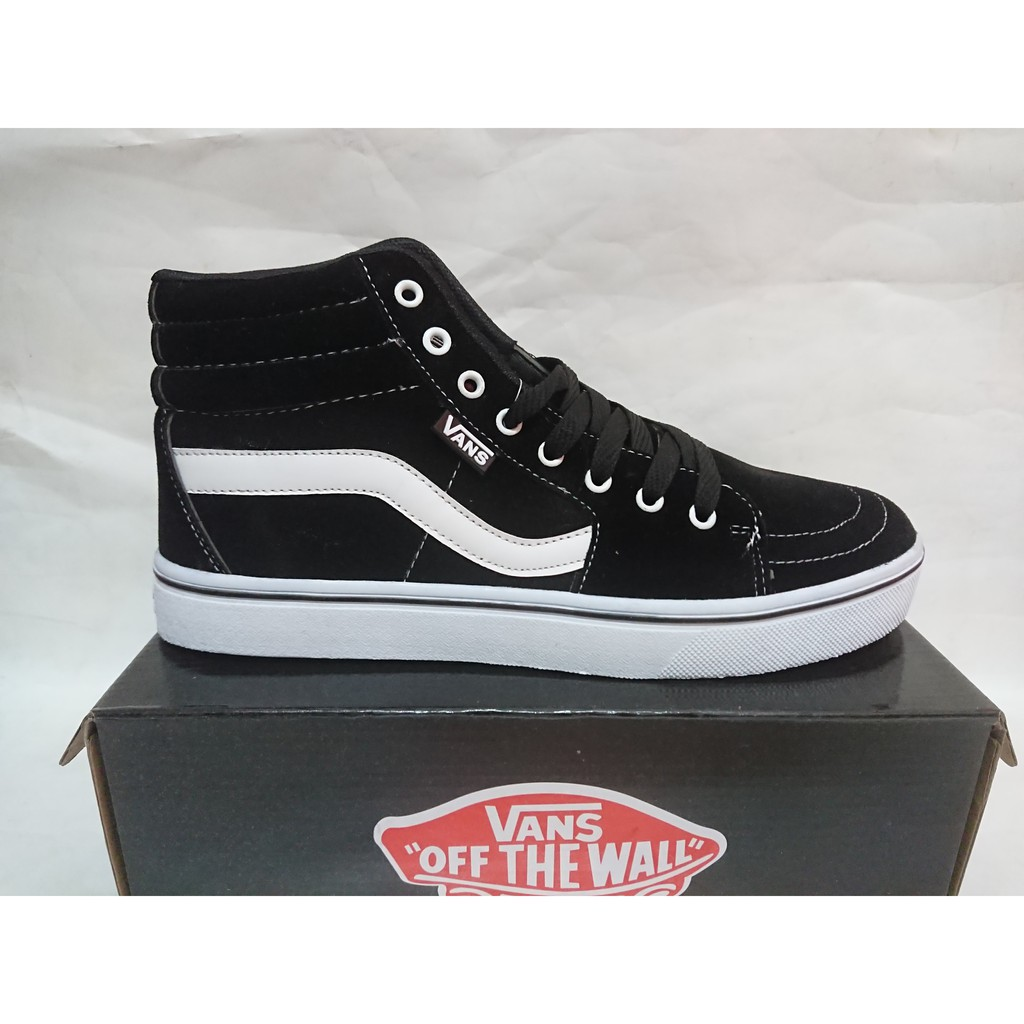 428e7f2901cdf1 VANS SK8-H1 Mens   womens sports shoes High help Plate shoes Large size