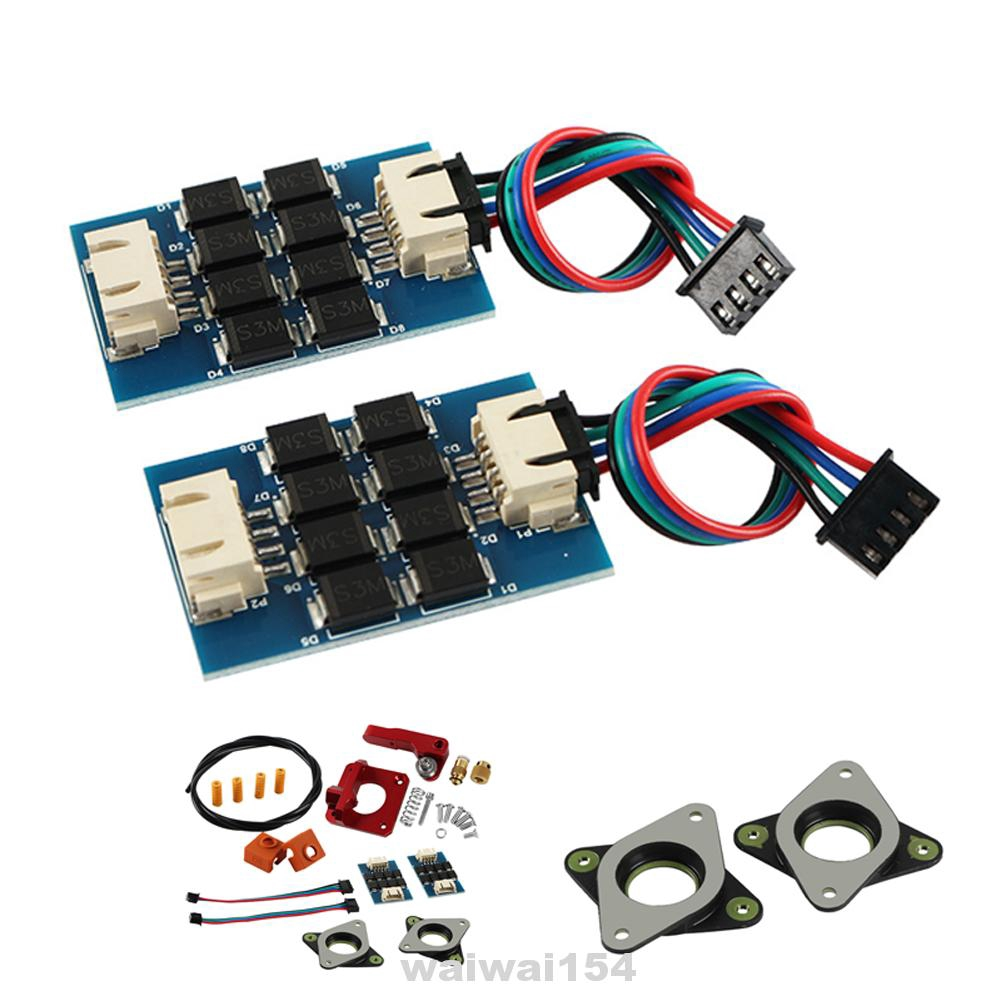 Extruder Accessories Easy Use Replacement Professional Lightweight Upgraded Ender-3