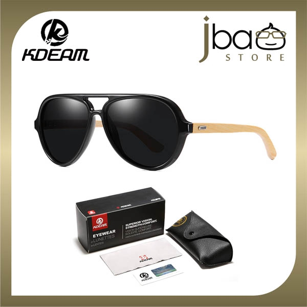 KDEAM Polarized Sunglasses Men Outdoor Casual Driving KD8804-C1