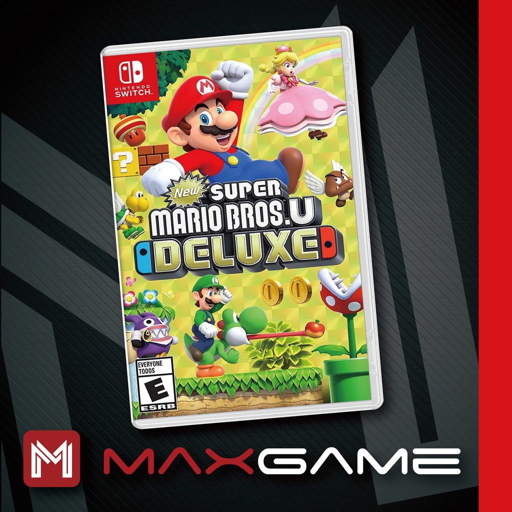 super mario bros deluxe nintendo switch