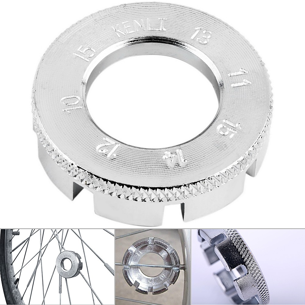 14g  Spoke Wrench Bicycle Wheel Nipple Removal Installation Tool MTB Road Bike