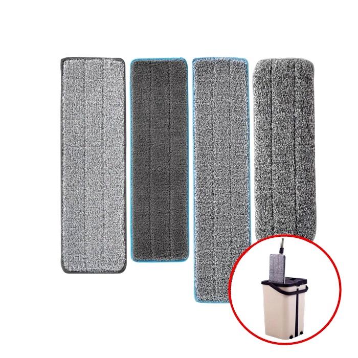 32cm / 34.5cm / 42cm Replacement Microfiber Mop Head Refill Pad