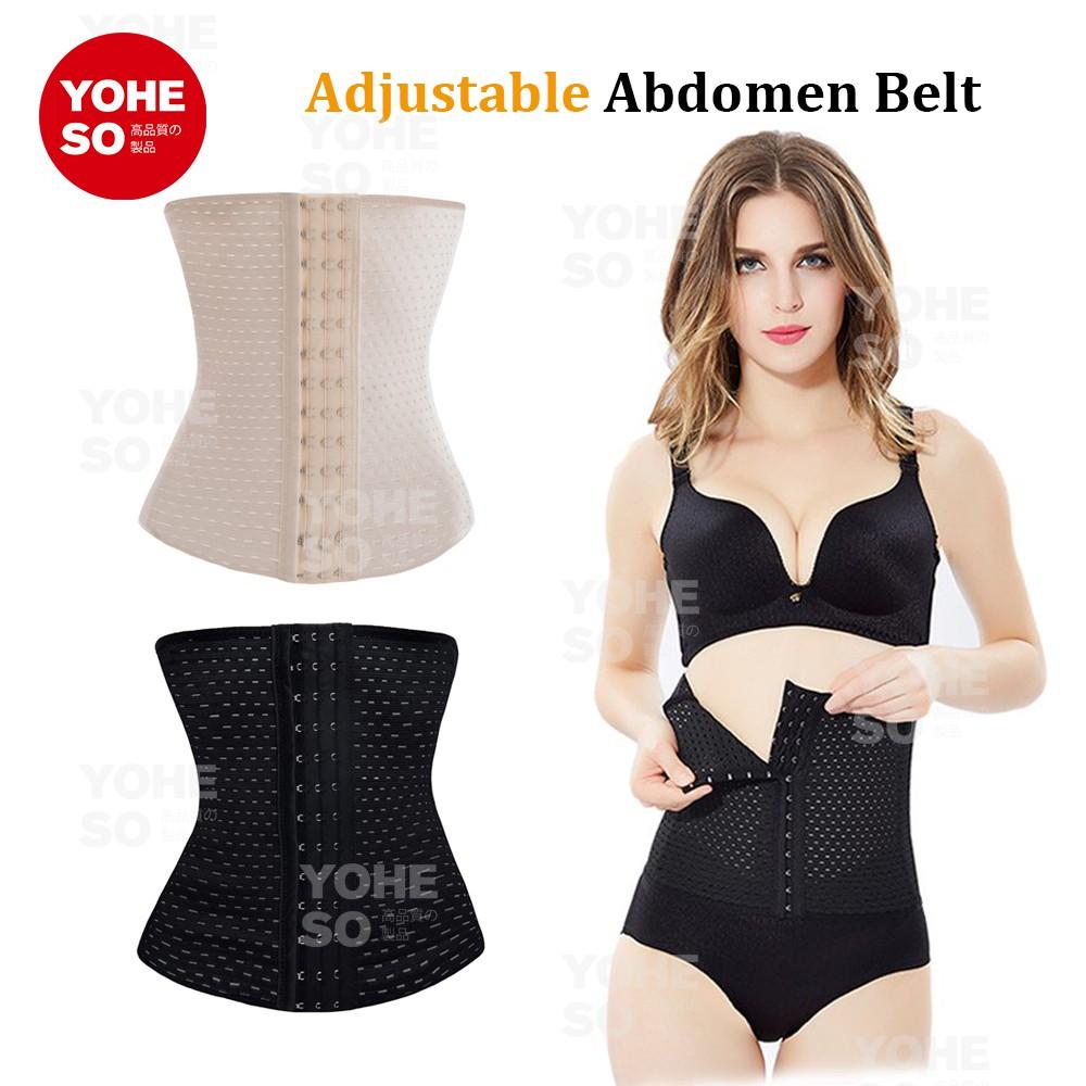 168962b2b0445 S-3XL Plus Size Women Neoprene Hot Body Slimming Waist Belts Weight Loss  Corsets | Shopee Malaysia
