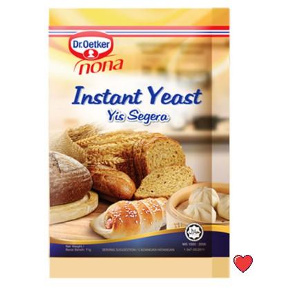Dr.Oetker nona Yis Segera / Instant Yeast 11g ( Free Fragile + Bubblewrap Packing )