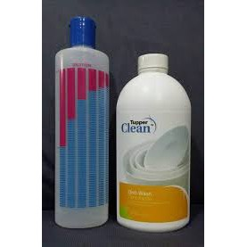 Tupperware Dish Wash Concentrate (1)/(2) 800 ml / Dilution bottle 500ml